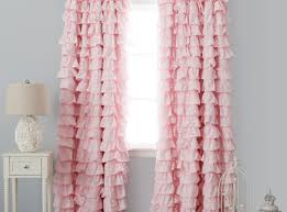 Dark Pink Shower Curtain by Curtains Wonderful Pink Rose Curtains Pink And Grey Shower