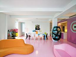 Colorful Interior 83 Best Funky Interior Design Images On Pinterest Home