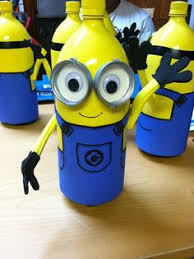 minion centerpieces minion centerpiece my creations candy minions and