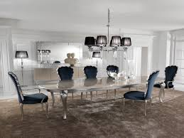 furnitures royal blue dining chairs fresh italian navy blue