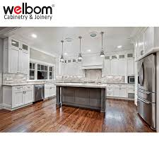 new solid wood kitchen cabinets china new design modern white solid wood kitchen cabinet