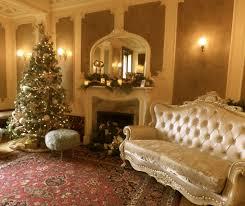 the lougheed house u0027s downton abbey inspired christmas decor