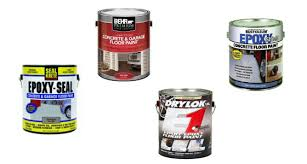 what is the best concrete paint for your garage floor all garage