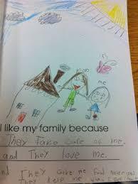 my family preschool maths activity family preschool themes