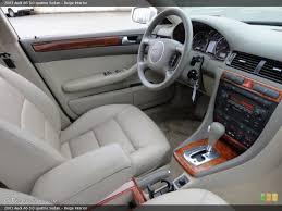 audi a6 interior at audi a6 2003 interior