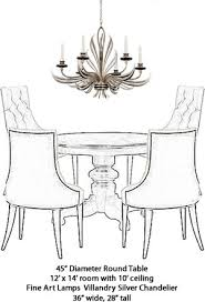 How High To Hang Chandelier How High Should My Chandelier Hang My Design42