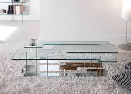 large glass coffee table tonelli playtime glass coffee table tonelli design glass coffee
