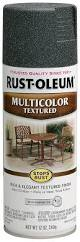 amazon com rust oleum 223525 multi color textured spray aged