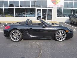 boxster porsche black 2016 used porsche boxster 2dr roadster black edition at porsche