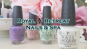 royal retreat nail salon home facebook