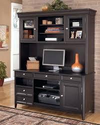 black desk with hutch office furniture desk hutch atken me