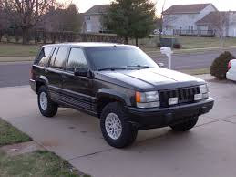 1993 jeep grand cherokee information and photos momentcar