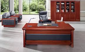 bureau qualité guangzhou haute qualité classique pdg patron bureau meubles pour