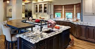 Rustic Kitchen Islands With Seating by Whole Narrow Island With Seating Tags Kitchen Island Tops