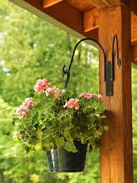Hooks And Lattice by Garden Design Garden Design With Diy Selfwatering Hanging Basket