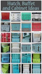 hutch buffet and cabinet ideas facelift furniture