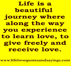 quote life journey path love quotes on journey love is not about the journey of finding