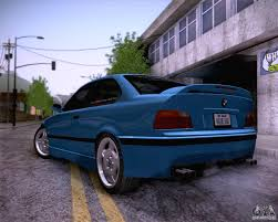 Bmw M3 1995 - bmw m3 e36 1995 for gta san andreas