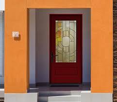 Fiberglass Patio Covers Qdpakq Com by Exterior Design Appealing Therma Tru Doors For Inspiring Front