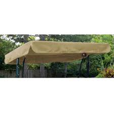 replacement canopy for swing seat garden hammock 2 u0026 3 seater