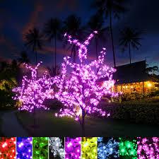 led cherry blossom tree light 0 8m 1 2m 1 5m 1 8m new year
