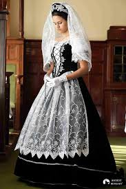 wedding dress traditions hungarian traditional wedding dress hungarian folk and