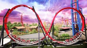 How Much Is It To Get Into Six Flags Harley Quinn Crazy Coaster To Debut At Six Flags Discovery Kingdom