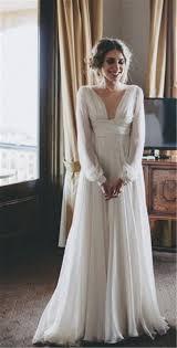 cheap sleeve wedding dresses aliexpress buy cheap chiffon wedding dress 2017 white