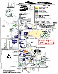 Oakland University Campus Map Maps Mid America Paleontology Society Sponsor Of The Annual