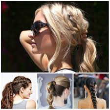 latest ponytail hairstyle ideas 2017 u2013 new hairstyles 2017 for