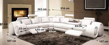 canape d angle cuir design canapé d angle canapé en cuir d angle fresno très moderne pour un