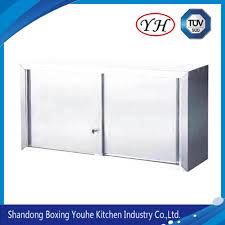 wall mounted kitchen storage cupboards china craftsmanship stainless steel wall storage cupboard
