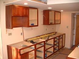 how to install cabinets in kitchen how to install kitchen wall cabinets kitchen ideas amazing your