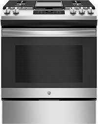 Ge 30 Inch Gas Cooktop Amazon Com Ge Jgss66selss 30 Inch Slide In Gas Range With Sealed