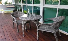 wonderful outdoor deck dining sets balcony furniture small trends