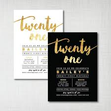 21st birthday invitations 21st birthday invitations with easy on