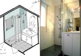 mini salle d eau dans une chambre les 10 plus belles salles de bains de l agence studio d archi le
