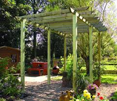 Pergola Ideas Uk by Grange Traditional Garden Pergola Gardensite Co Uk
