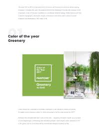 Color Of Year 2017 by 100 2017 Year Color 2016 2017 Change Represents The New