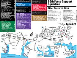 eglin afb map eglin afb s dependents