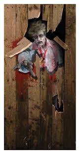 zombie props halloween decorations bats halloween front door decor