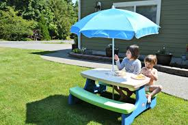 little tikes easy store picnic table picnic foods especially for kids