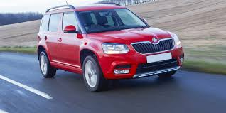 skoda yeti outdoor review carwow