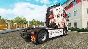 volvo 870 truck artistic at volvo trucks for euro truck simulator 2