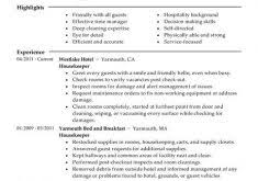 Housekeeping Resume Examples by Excellent Idea Resume Examples For Customer Service 16 Customer