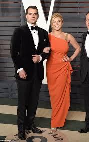 Vanity Fair Clothing Company Henry Cavill And Girlfriend Tara King Attend Vanity Fair Oscars