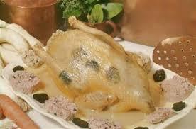 cuisiner la poularde poularde truffée en vessie