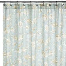 Seashell Fabric Shower Curtain Wholesale Shells Fabric Shower Curtain Buy Discount