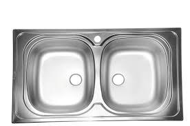 lavello cucina acciaio inox lavello incasso derby 86x50 cm 2 vasche acciaio inox con sifone