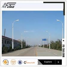 decorative street light poles china decorative street lighting pole price china steel pole